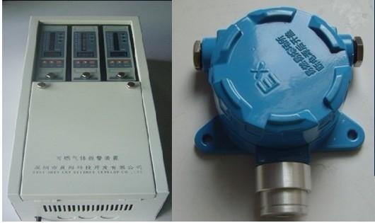 规范使用可燃气体报警器方法